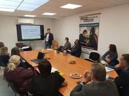 Proch'Emploi et Proch'Info Formation présentés aux employeurs de la Pévèle Carembault