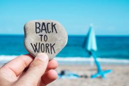 🕖 3 conseils pour réussir sa rentrée professionnelle !