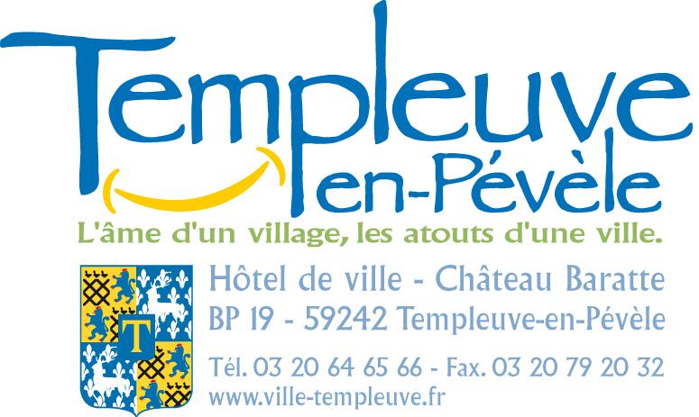 logo de l'entreprise Mairie de Templeuve-en-Pévèle