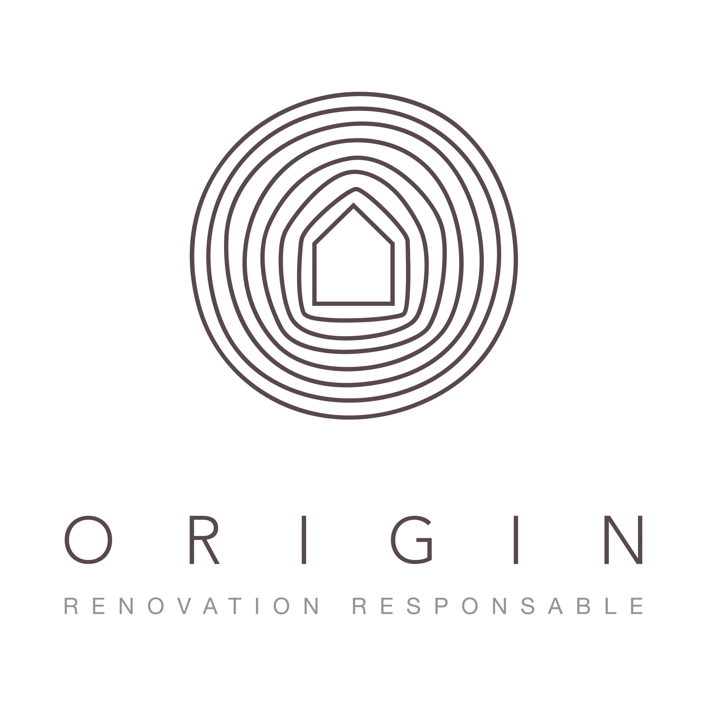 Logo ORIGIN Rénovation Responsable