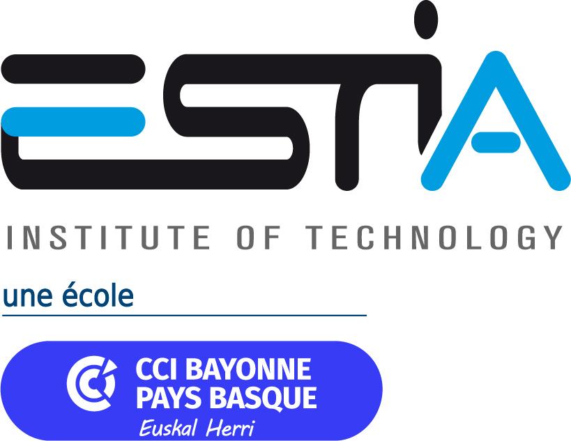 Logo Ecole d'Ingénieurs ESTIA