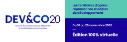 Plus que deux semaines avant le forum DEV&CO20 !