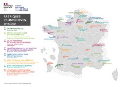 Les Fabriques Prospectives : accompagnement des territoires dans les transitions