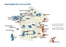 ACTU RH - L'emploi en 2020 : géographie d'une crise.