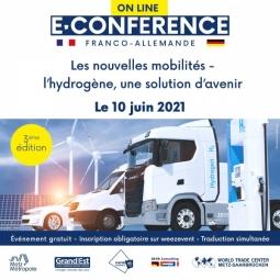 Conférence franco-allemande sur les nouvelles mobilités