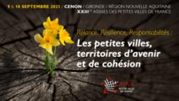 ASSISES 2021 DE L'APVF: THÈMES RETENUS ET RÉSERVATION D'HÔTELS