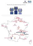 Publication du palmarès des centres-villes de France les plus dynamiques