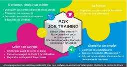 Opération JOB TRAINING : notamment pour des demandeurs d'emploi et étudiants - de 30 ans
