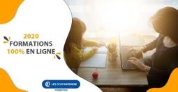 Offre de formation en 100% en ligne avec la CCI