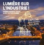 Lumière sur l'industrie!