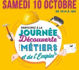 """Lancement de la 2ème édition des  """"Journées Découverte des Métiers et de l'Emploi"""""""