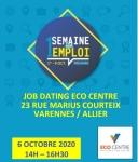 Dans le cadre l'action régionale 1 semaine pour l'emploi