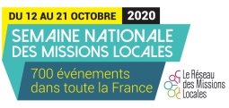 Semaine nationale 2020 des missions locales