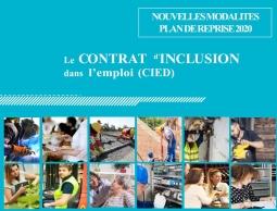Le Contrat d'Inclusion dans l'Emploi Départemental évolue