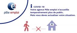 Demandeurs d'emploi, Pôle emploi vous informe