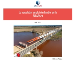Dans le cadre du partenariat entre le Département de l'Allier et Pôle emploi
