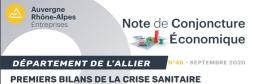 Auvergne Rhône-Alpes Entreprises - Département Allier