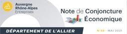 Consultez la dernière Note de Conjoncture Économique Départementale réalisée par l'Agence