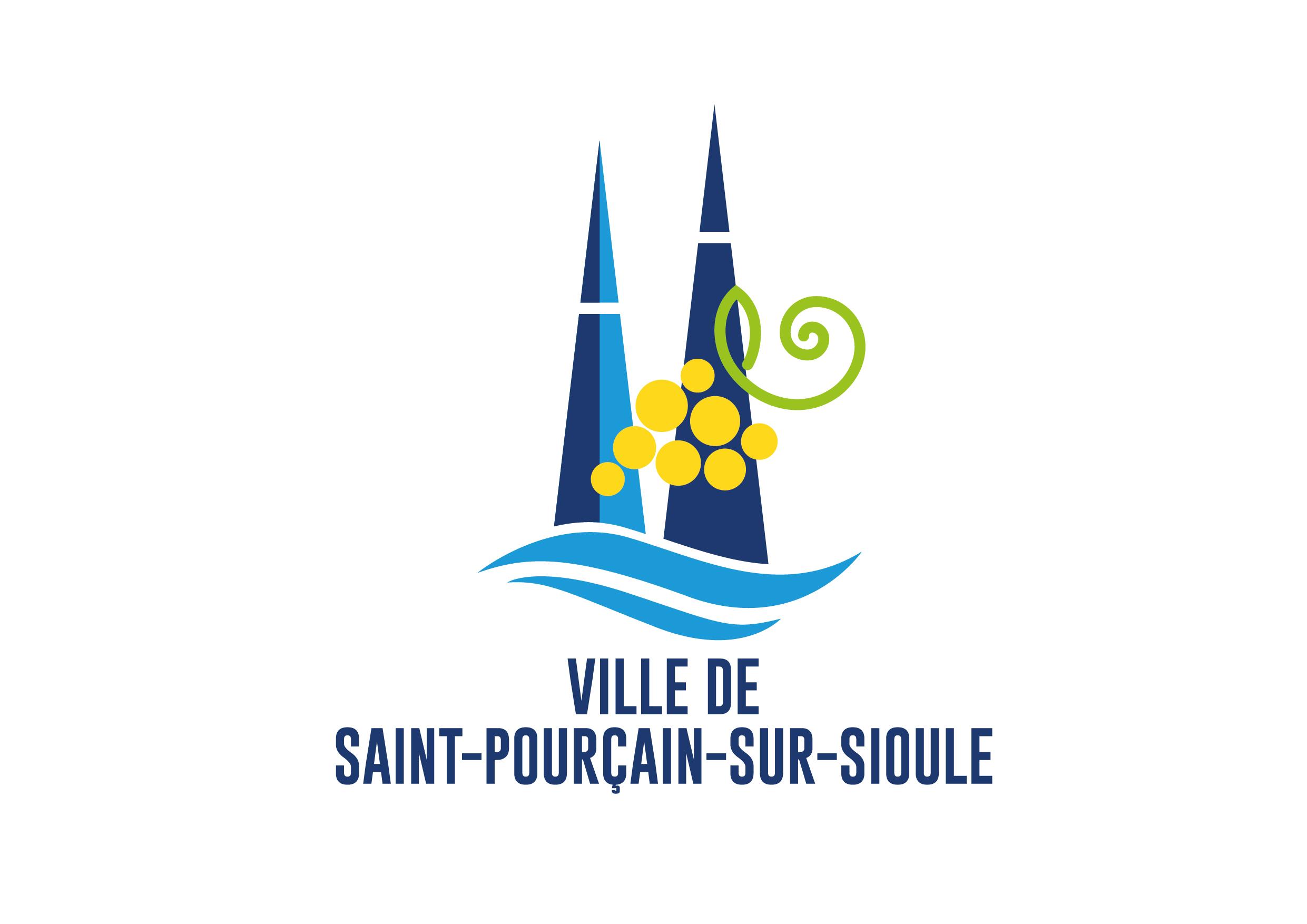 Logo Commune de Saint-Pourçain-sur-Sioule