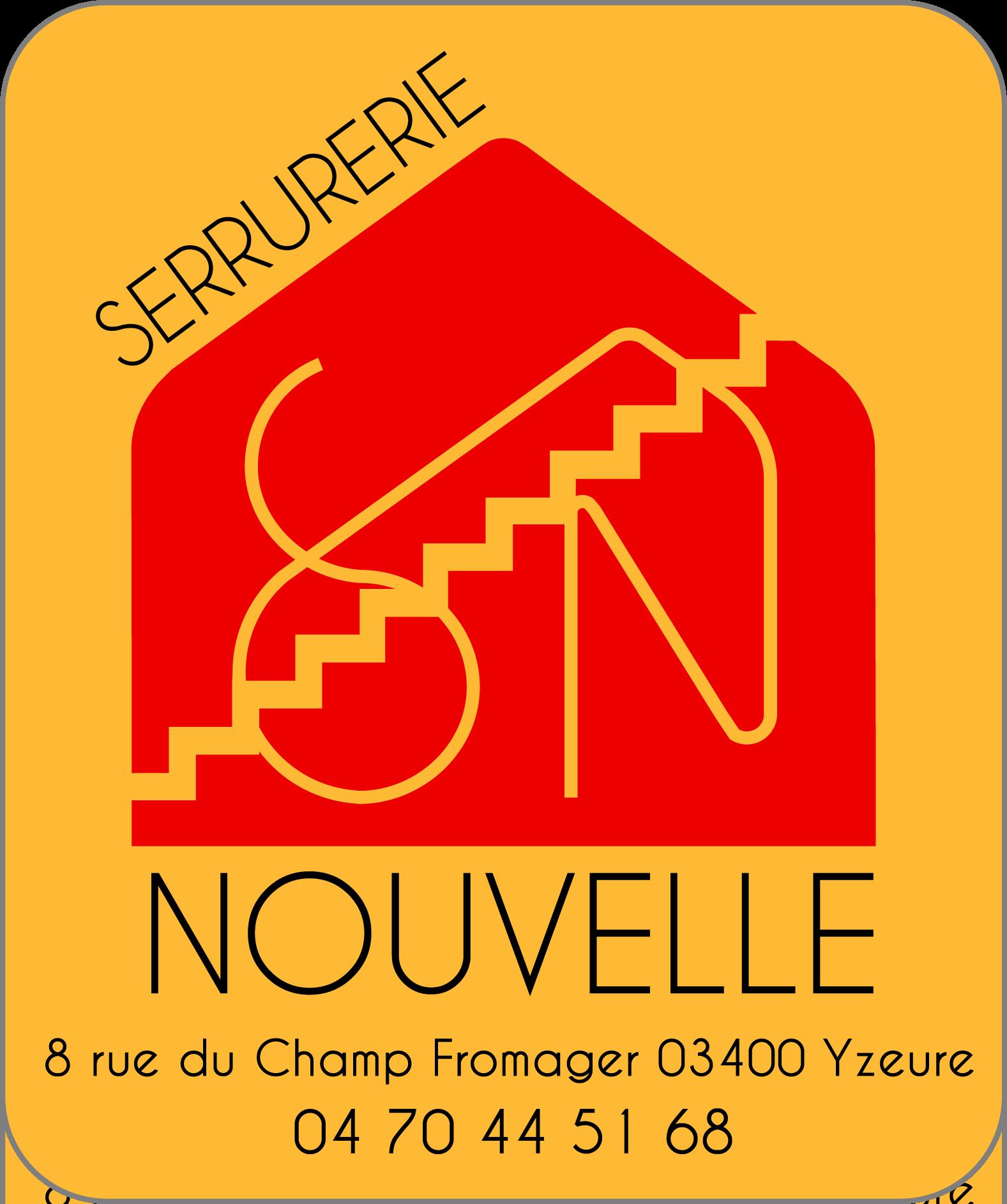 Logo Serrurerie Nouvelle