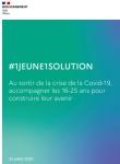 """1 jeune, 1 solution"""
