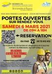 CFA du Bâtiment - PORTES OUVERTES