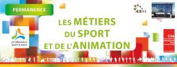 Les métiers du sport et de l'animation