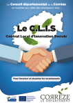 Contrat Local d'Innovation Sociale