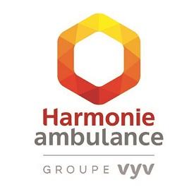 Logo HARMONIE AMBULANCE