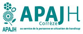 Logo APAJH CORREZE