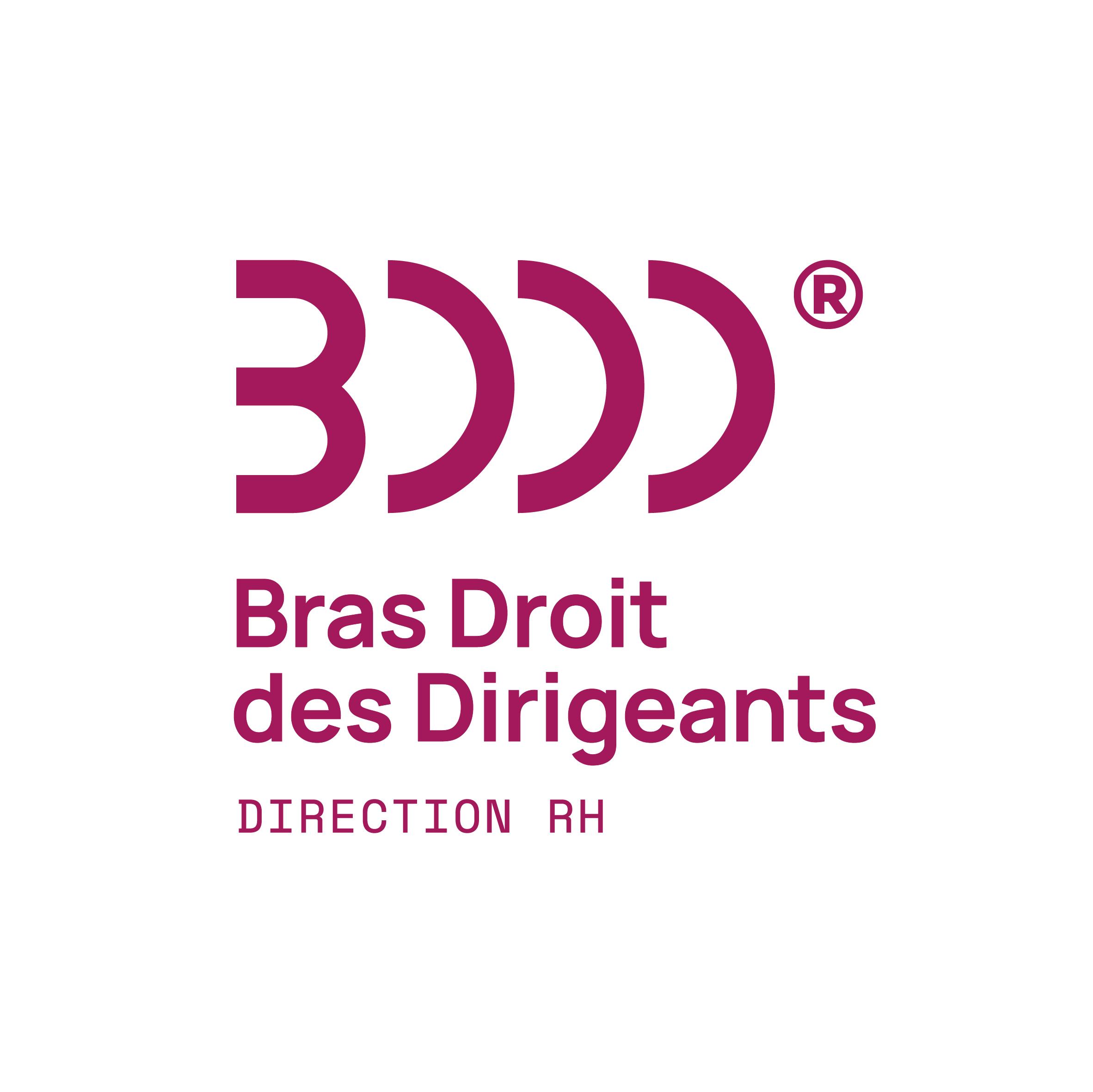 Logo Bras Droit des Dirigeants RH Corrèze