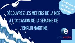 Semaine de l'emploi maritime