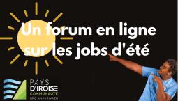 Forum jobs d'été en ligne !