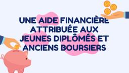 Plan de relance : Des aides financières aux jeunes diplômés et anciens boursiers !