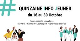 Quinzaine Régionale Info Jeunes