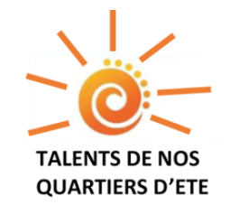 Talents de nos quartiers d'été : Les 16 et 21 juillet