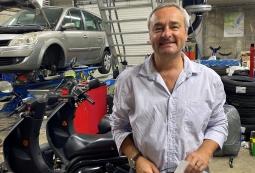 Alain Daems, directeur d'une association solidaire à Cognac, recrute sur Talents d'ici