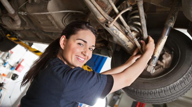 Le métier de mécanicien automobile