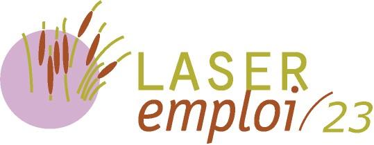 Logo LASER EMPLOI 23