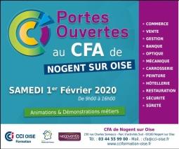 [CFA] Journée Portes Ouvertes
