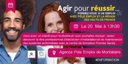 Pôle Emploi Montataire : Promeo Senlis