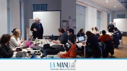 LA MANU, école des métiers du numérique : premier bilan après son installation à Soissons