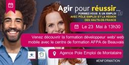 Pôle Emploi - AFPA, développeur web/web mobile
