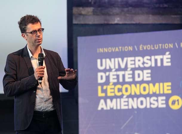 Nicolas Bouzou, essayiste et économiste.