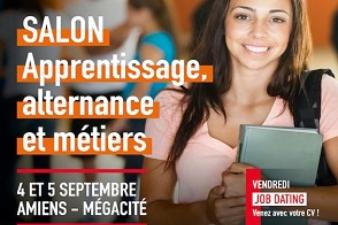6ème édition du Salon Apprentissage, Alternance et métiers