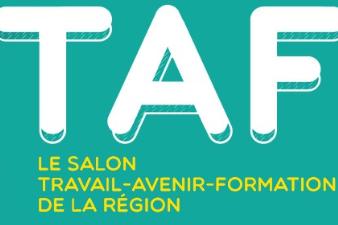 TAF: Le Salon Travail-Avenir-Formation