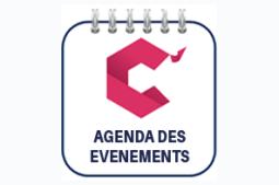 AGENDA DES EVENEMENTS MAI 2021