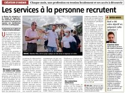 Les services à la personne recrutent