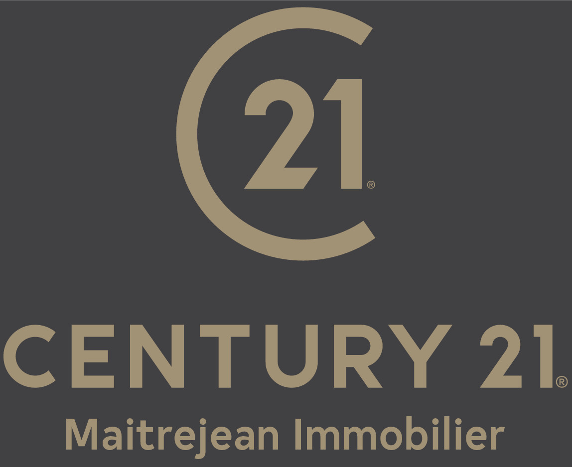 Logo CENTURY 21 MAITREJEAN IMMOBILIER