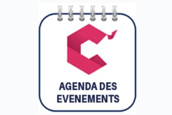 AGENDA DES ÉVÉNEMENTS FÉVRIER 2020